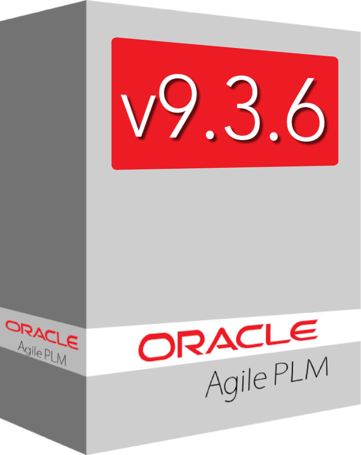 Agile PLM Software Box- ver 9.3.6